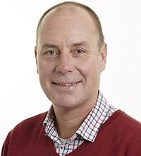 Porträtt på Anders Westlund