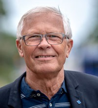 Porträttbild på Morgan Börjesson