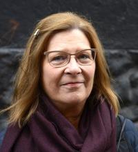 Porträttbild på Christina Norlin Mistander
