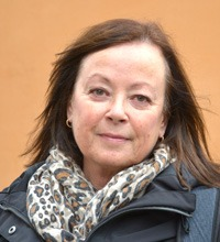Porträttbild på Pia Svedestedt