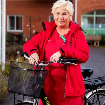 Fri tid hos hemtjänsten i Västervik
