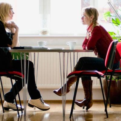 Anpassa arbetet med dialog