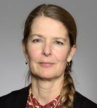 Porträtt på Agneta Pettersson Bell