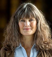 Porträtt på Ann Bergman. Foto Tommy Andersson