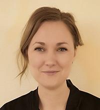 Porträtt på Carin Lundgren