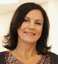 Porträtt Elisabeth Andreasson