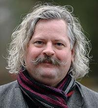 Porträtt på Stefan NIlsson.