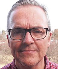 Porträttbild på Per Nilsen.