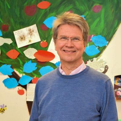 Utskrivningsbudskap - hoppfulla meddelanden som utskrivna patienter lämnar till sina medpatienter - är en del av Safewards. Veikko Pelto-Piri säger att programmet handlar om att påverka klimatet på en avdelning.