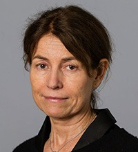 Porträtt på Eva Barkström