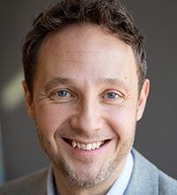Porträttbild på Björn Cardenas.