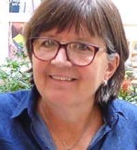 Porträttbild på Agneta Kallstenius