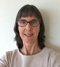 Porträtt på Helena Åhlin.