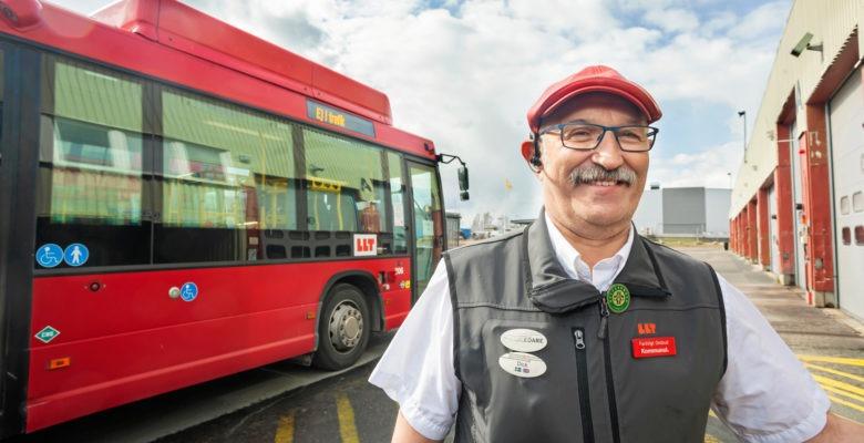 friska busschaufforer