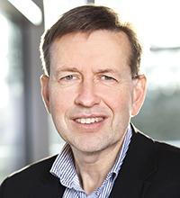 Porträtt på Anders Pettersson, personalchef i Härryda.