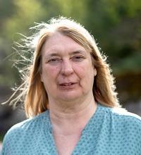 Porträtt på Monica Bengtsson, Kommunal.