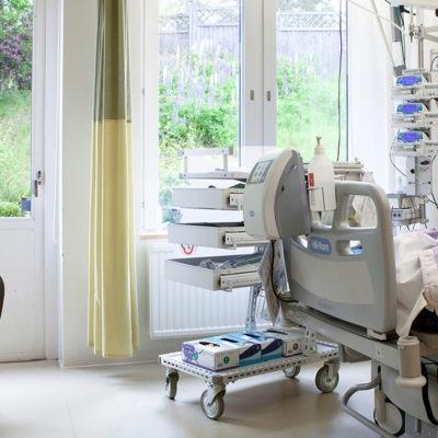 Mjukare miljö sänker stressen i intensivvården