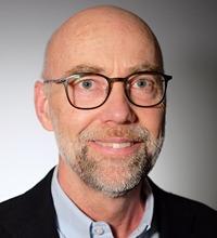 Porträtt på Mats Stenberg.