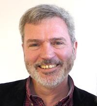 Porträtt på Erik Hallsenius.