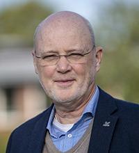 Porträtt på Thomas Stenseke Larsson.