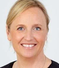 Porträtt på Kristina Öberg.