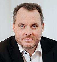 Porträtt på Peter Munck.