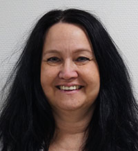 Porträtt på Therese Berg