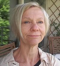 Porträtt på Annika Lindahl Norberg