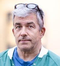 Porträttbild på Håkan Kalzén