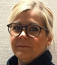Porträtt på Jenny Siöström.