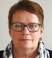 Porträtt på Ann-Louise Åkerström.