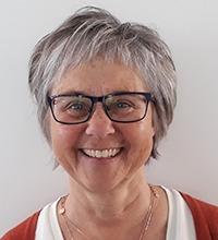 Porträtt på Mona Kåreland Åberg