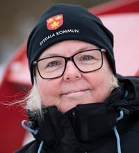 Porträttbild på Lotta Nilsson