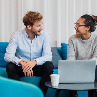 Stötta riskgrupper – få en friskare arbetsplats