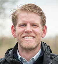Porträtt på Filip Wiqvist