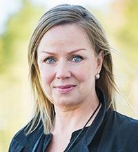 porträtt på Susanne Brändström.