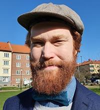 Etnologen Jakob Löfgren som forskar om dålig stämning.