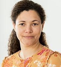 Anna-Karin Florén, en av två författare till rapporten Fånga nyttan projekt.