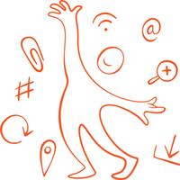illustration Bra digital arbetsmiljö